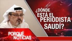 El Porqué de las Noticias: Balotaje en Brasil. Periodista desaparecido. Cambio Climático