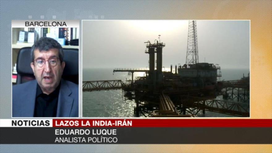 Luque: La compra india del crudo iraní muestra que EEUU actúa solo