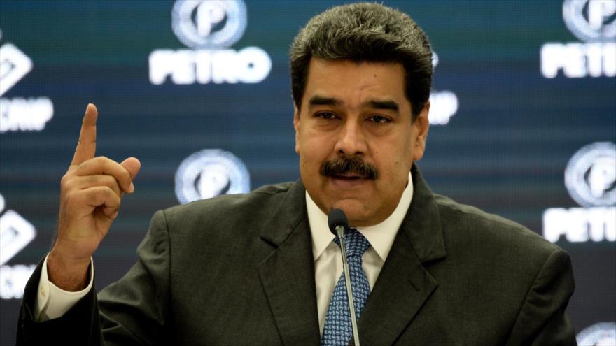 Maduro llama a unir filas frente al fascismo en América Latina