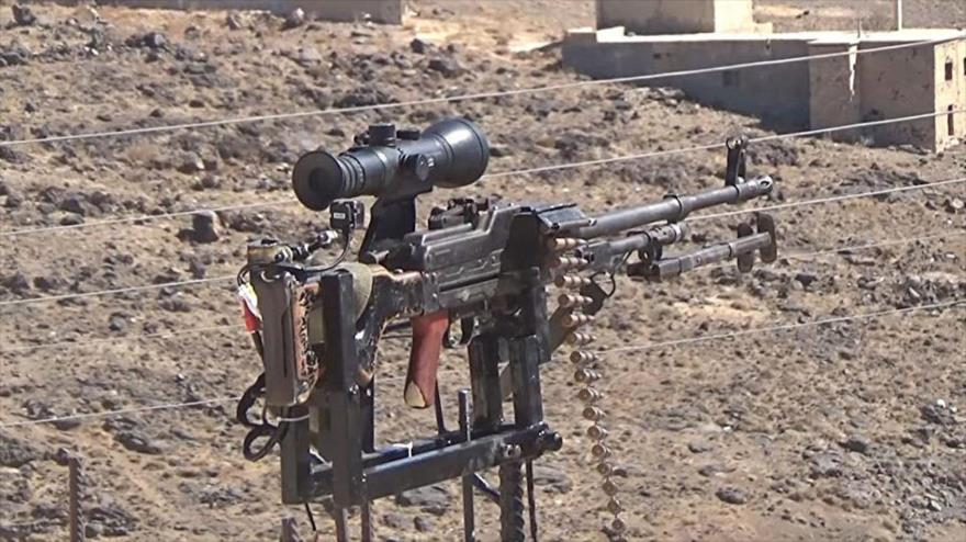"""Vídeo: Ingeniero sirio fabrica un """"francotirador electrónico"""""""
