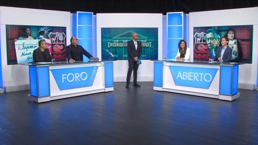 Foro Abierto; Perú: elecciones municipales y anulación del indulto a Fujimori