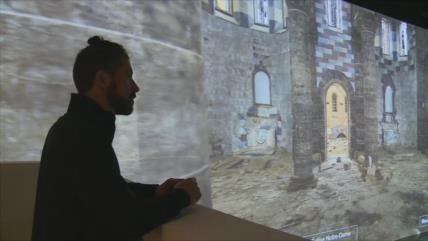 Reconstrucciones digitales 3D recuperan antiguas ciudades árabes