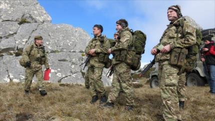 Argentina rechaza ejercicios militares británicos en las Malvinas