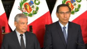 Martín Vizcarra convoca referendo sobre reformas constitucionales