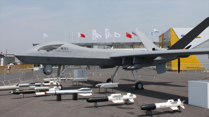 Tras venta de S-400 a La India, China vende 48 drones a Paquistán
