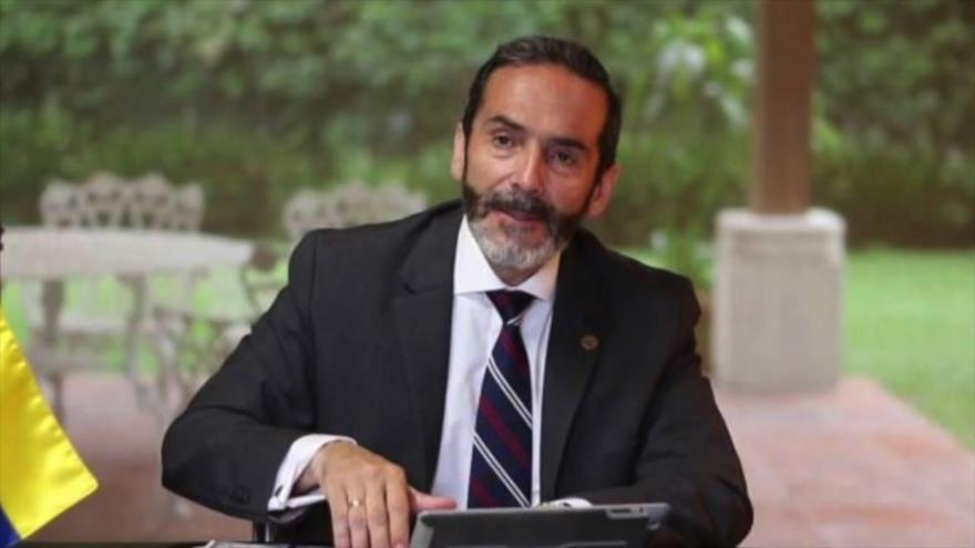 Diputada acusa de violencia a embajador de Colombia en Guatemala