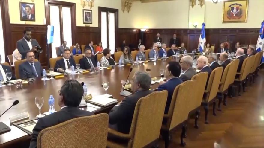 Críticas al presupuesto dominicano para el 2019