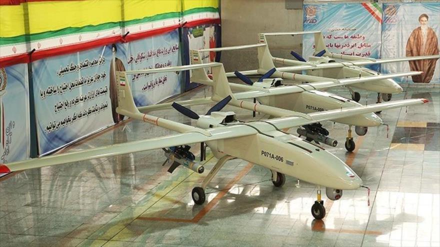 Jefe militar: Irán, entre las 7 potencias en fabricación de drones