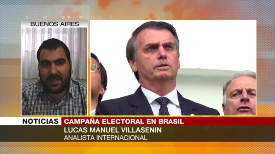 Villasenin: Situación en Brasil afectará economía de América Latina