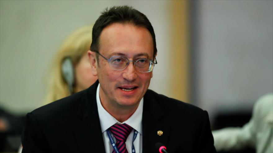 Rusia alerta de que la salida de EEUU del pacto nuclear socava el TNP