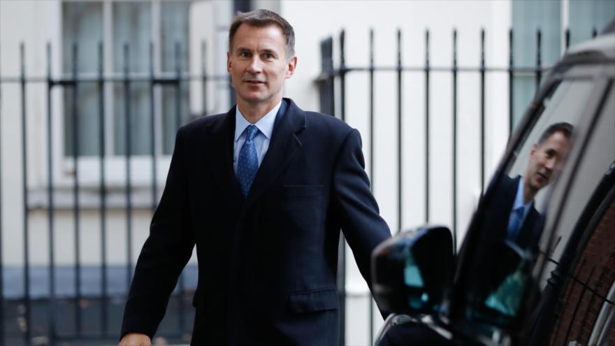 Canciller británico llama a su par saudí a decir qué pasó con Jashoggi