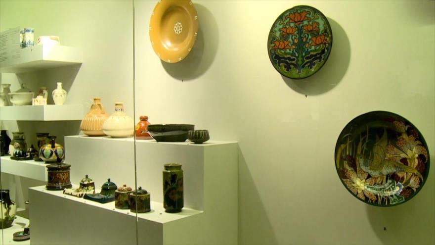 Historia de los Países Bajos narrada por Museo Drents en Teherán