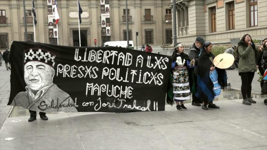 Condenan en Chile a dos comuneros mapuche a 18 años de cárcel