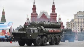 """""""La India pronto verá respuesta de EEUU a compra de S-400 rusos"""""""