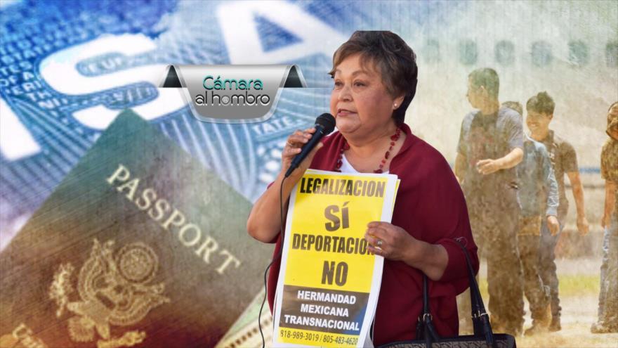 Cámara al Hombro: Aumentan deportaciones a quienes esperan visa U en California