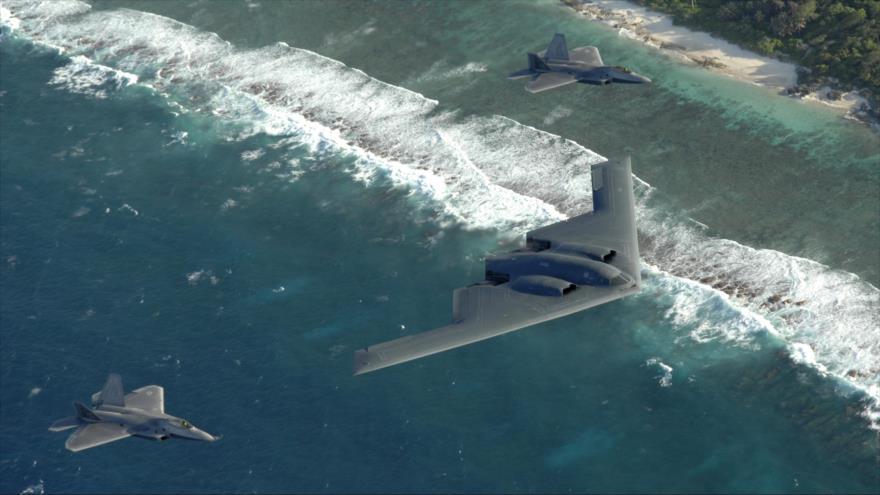 EEUU reta 'asesino de Guam' al desplegar B-2 Spirit en Hawái