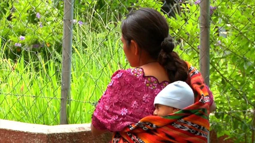 Matrimonio o unión de niñas en Guatemala les trunca la vida