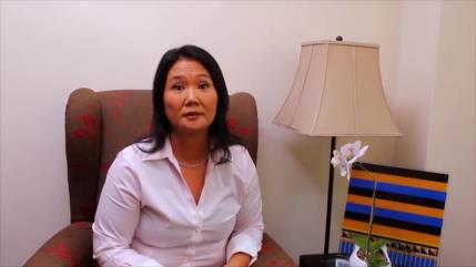 Keiko Fujimori detenida por ser parte de banda criminal