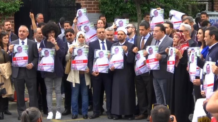 EEUU se ve obligado a reaccionar por el caso Jashoggi