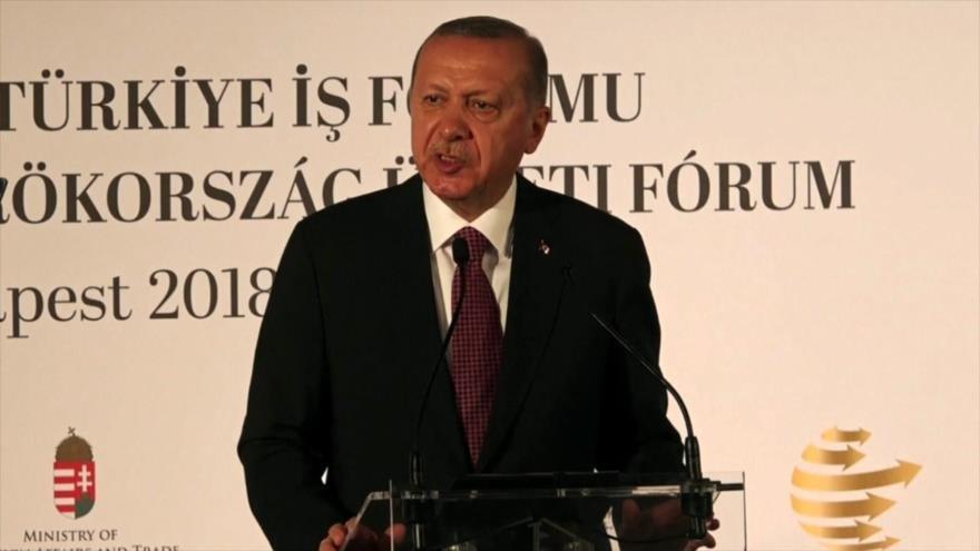 Erdogan y periodista saudí. Guerra comercial. Apoyo a Ortega
