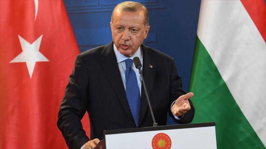Erdogan: Explicaciones de Riad sobre Jashoggi carecen de credibilidad