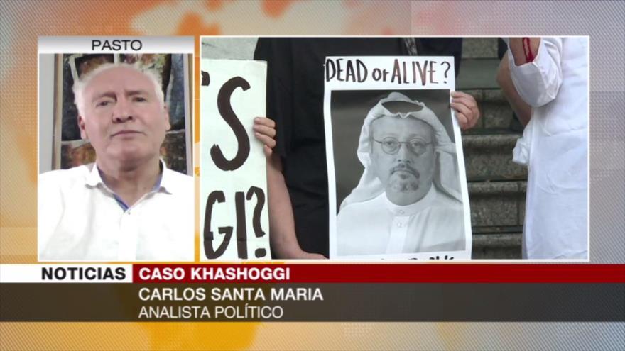 Santa María: No habrá castigos a Riad porque es aliado de EEUU