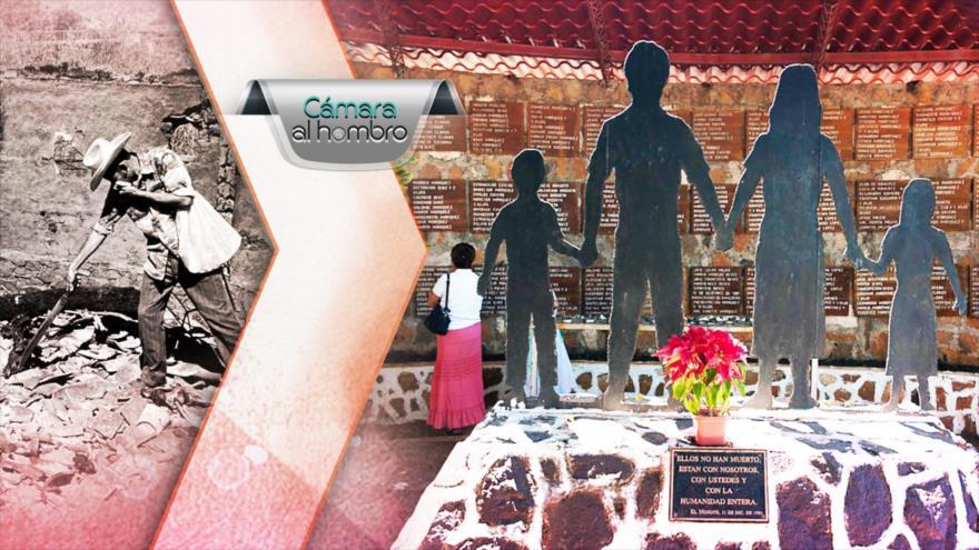 Cámara al Hombro: El Mozote, la mayor masacre en Latinoamérica