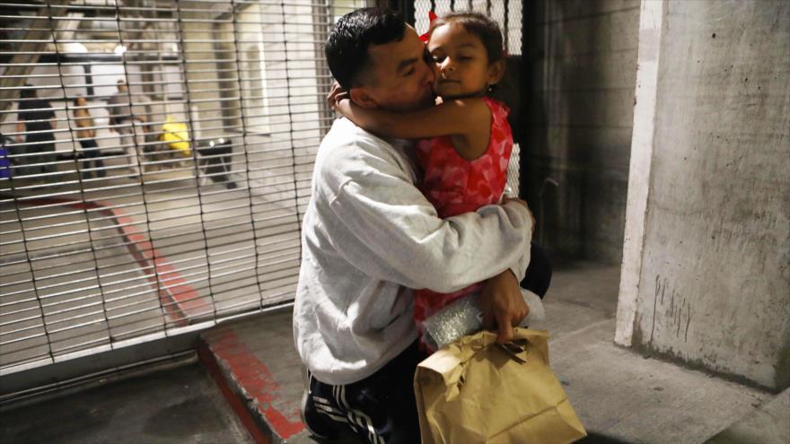 Amnistía: Trump ha separado a 6000 familias de inmigrantes en 4 meses
