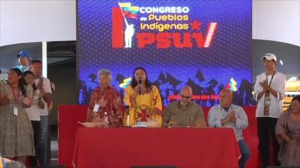 Indígenas en Venezuela conmemoran el Día de la Resistencia