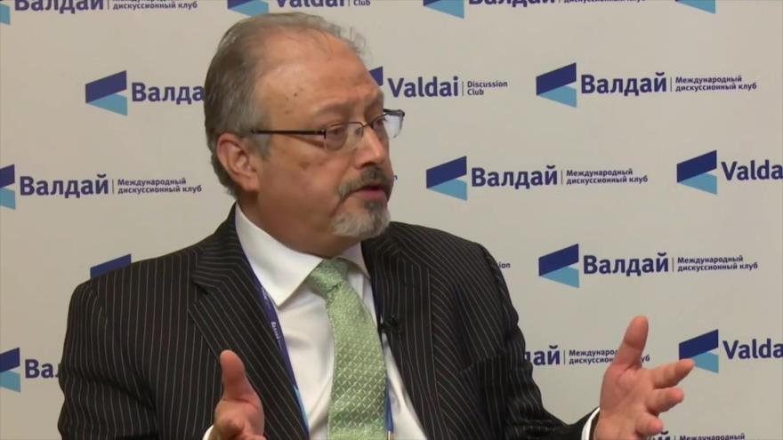 Caso de periodista saudí. Caída en Wall Street. Elecciones en Brasil