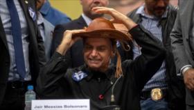 """Bolsonaro: """"Soy un admirador del presidente Trump"""""""