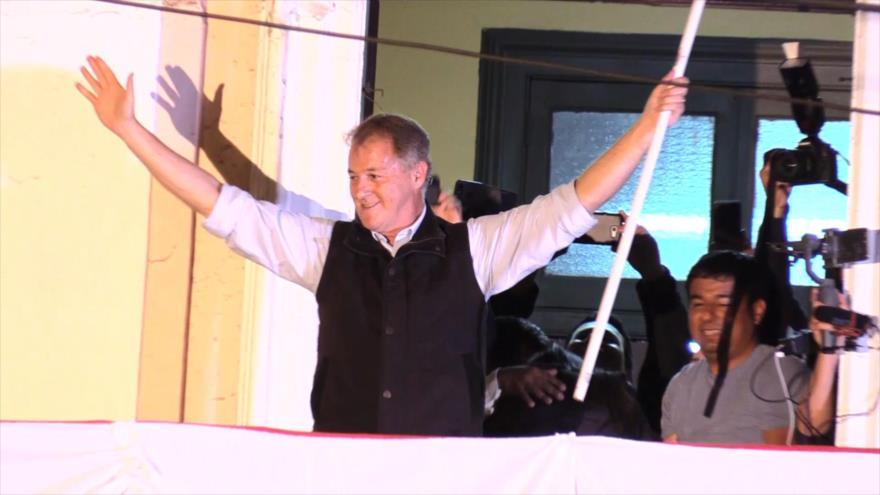 Caos y delincuencia: los retos del nuevo alcalde de Lima