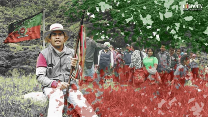 Kiwe Thegnas - guardia indígena