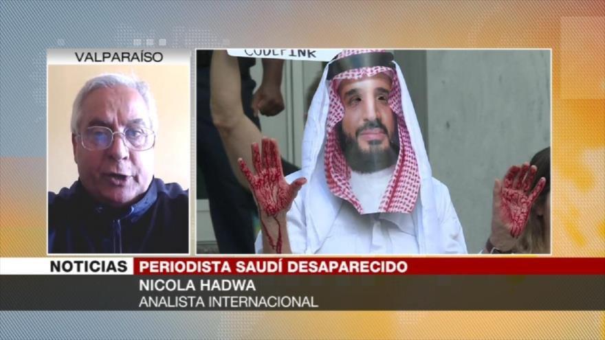 Hadwa: Asesinato de Jashoggi muestra realidad de monarquía feudal saudí