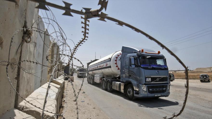 Israel suspende suministro de combustible a la Franja de Gaza