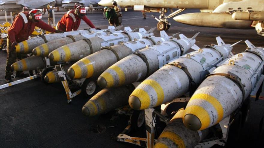 Empresas de EEUU temen perder venta de armas a Riad por caso Jashoggi