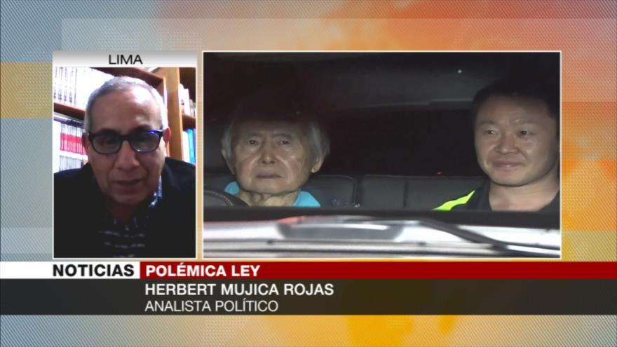 Mujica: Congreso peruano queda desprestigiado por polémica ley