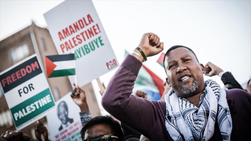 Nieto de Mandela cataloga a Israel como el peor régimen de apartheid