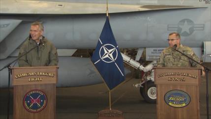 EEUU: OTAN está lista para responder a la 'creciente amenaza rusa'