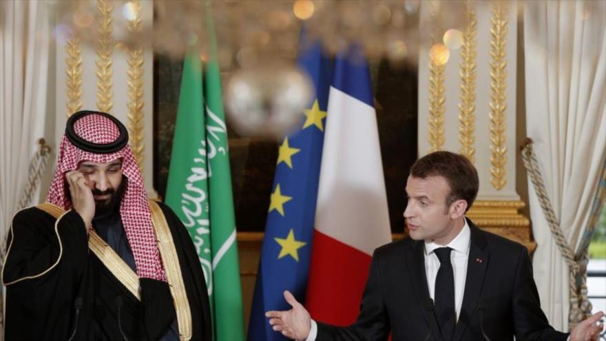 Francia también exige respuestas de Riad sobre el desaparecido Jashoggi