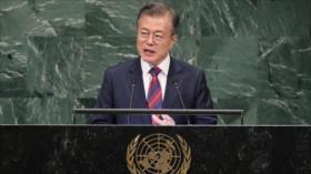 Seúl llama a EEUU a declarar el fin de la guerra de Corea