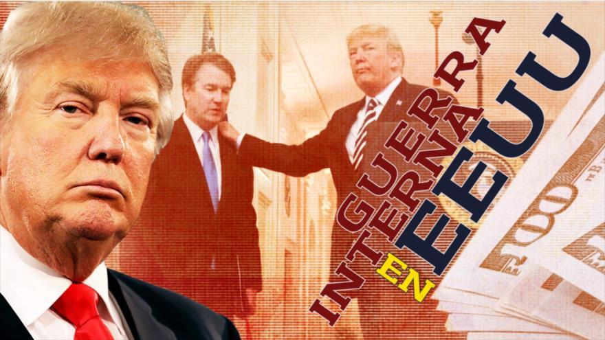 Detrás de la Razón; Conspiración Q: La guerra entre Trump, la caída del dólar y el nuevo orden del mundo