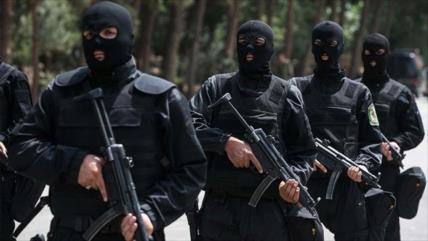 Fuerzas iraníes desmantelan un equipo terrorista en oeste de Irán