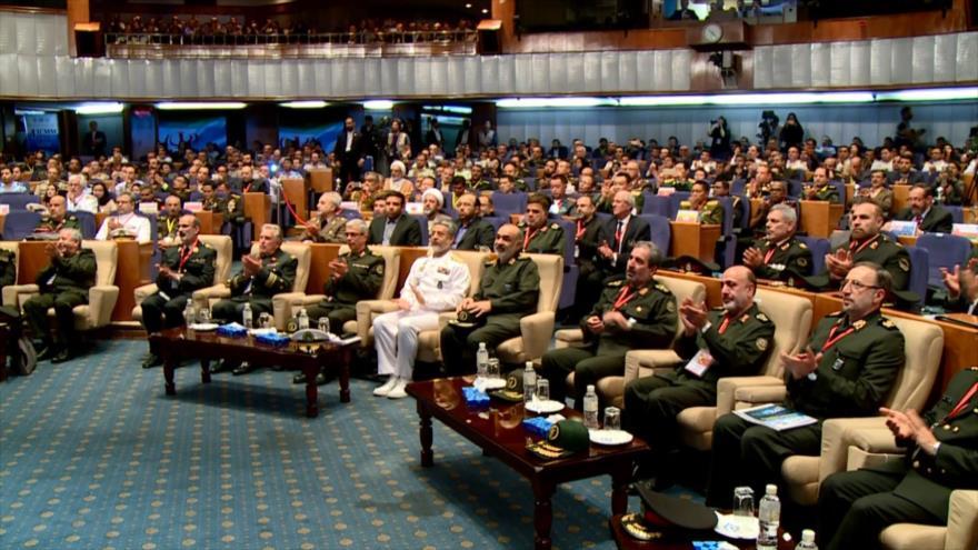 Se inaugura en Irán IV Congreso de Medicina Militar de Asia y Pacífico