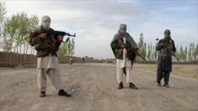 Insurgencia talibán se apodera de zona rural afgana de Joshamand