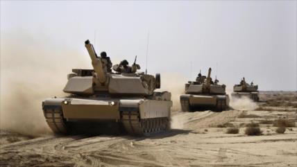 Vídeo: Fuerzas yemeníes destruyen tanque Abrams saudí en Jizan