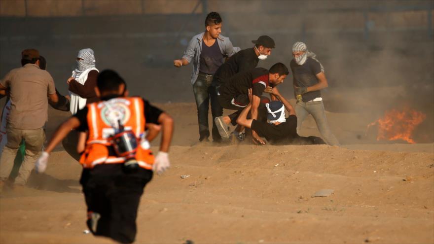 Liga Árabe exige a Naciones Unidas parar matanza de palestinos