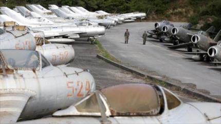 Base aérea de la OTAN en Albania encarará a Rusia y China