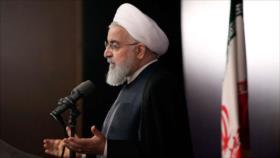 Rohani: la Casa Blanca busca un cambio de sistema en Irán