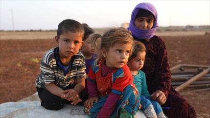 Diplomático: Matanza de civiles en Idlib, una línea roja de Irán